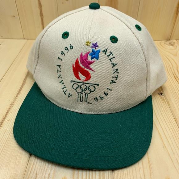 Other - Vintage Olympics Atlanta 1996 SnapBack